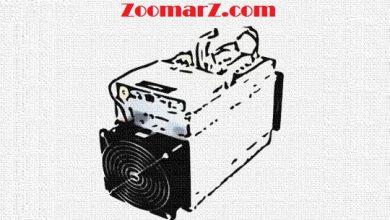 عکس Antminer T9 در سایت زوم ارز در زوم ارز