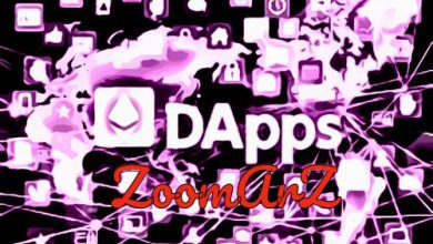 برنامه های غیر متمرکز , Dapp در زوم ارز