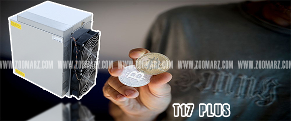 دستگاه ماینر Antminer T17+ 73Th.s - زوم ارز