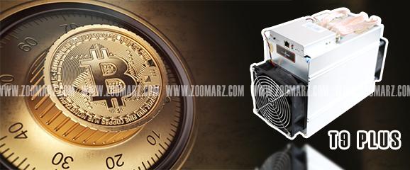 دستگاه تی 9 پلاس - دستگاه ماینر Antminer T9 Plus 10.5Th - زوم ارز