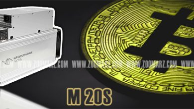 دستگاه ماینر Whatsminer M20S 68TH - زوم ارز