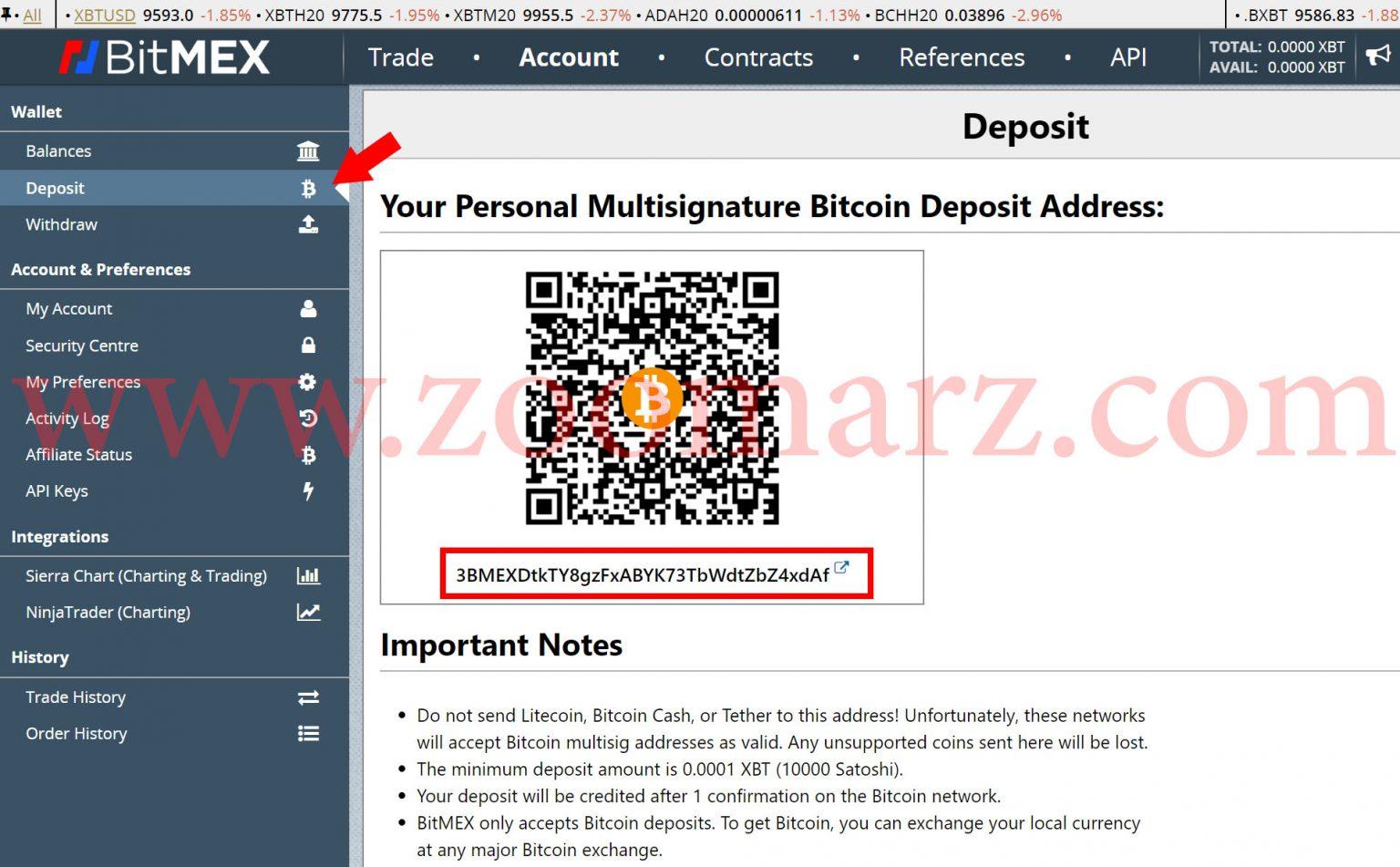 برای انتقال بیت کوین این آدرس را کپی نموده و یا کد QR آن را اسکن کنید