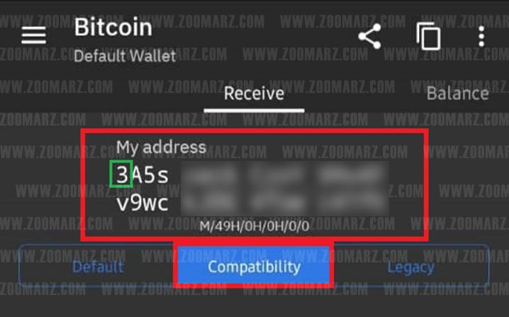 آدرس Compatibility