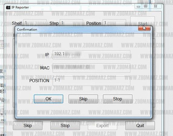 نوشتن آی پی - راه اندازی دستگاه ماینر Antminer s9