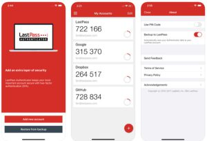 اپلیکیشن lastpass - امنیت در صرافی های ارز دیجیتال