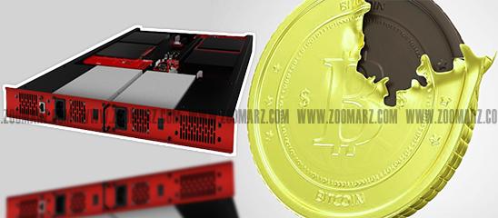 دستگاه ماینر Obelisk SC1 Imerssion - زوم ارز