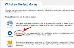 شارژ شدن حساب - خرید و فروش دلار پرفکت مانی