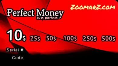 خرید و فروش دلار پرفکت مانی - زوم ارز