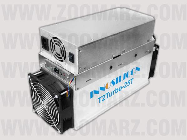 دستگاه ماینر Innosilicon T2 Turbo