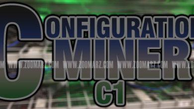 تصویر راه اندازی ماینر C1 | آموزش نصب و راه اندازی انت ماینر C1