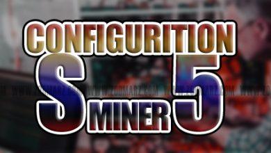 راه اندازی دستگاه ماینر Antminer S5 - زوم ارز