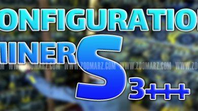 تصویر راه اندازی دستگاه ماینر S3 | آموزش نصب انت ماینر های S3 و +S3 و ++S3
