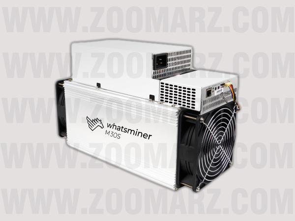 دستگاه ماینر WhatsMiner M30s