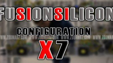راه اندازی دستگاه ماینر FusionSilicon X7