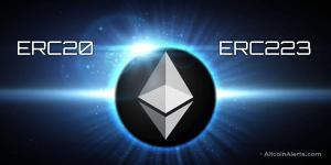 مقایسه استاندارد ERC-20  و ERC-223