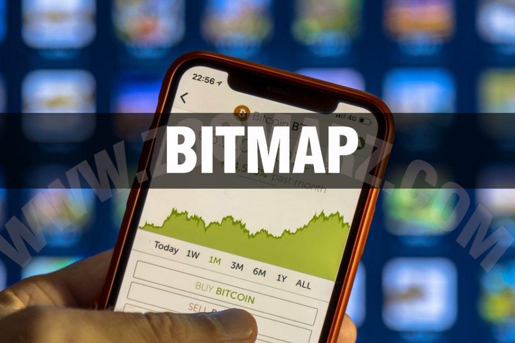 """اپلیکیشن """" Bitmap """""""