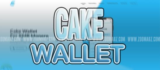 """ Cake "" برای رمز ارز monero"