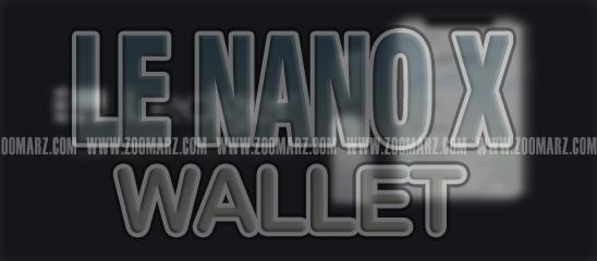 """کیف پول سخت افزاری """" LedgerNano X """" برای ذخیره usdt"""