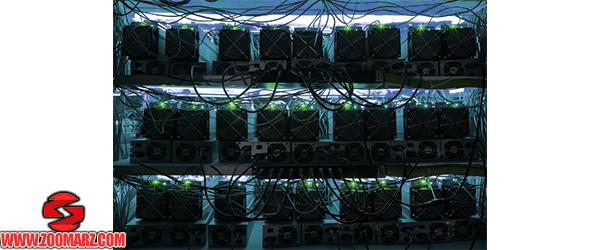 سرمایه لازم برای تهیه یک فارم برای استخراج بیت کوین