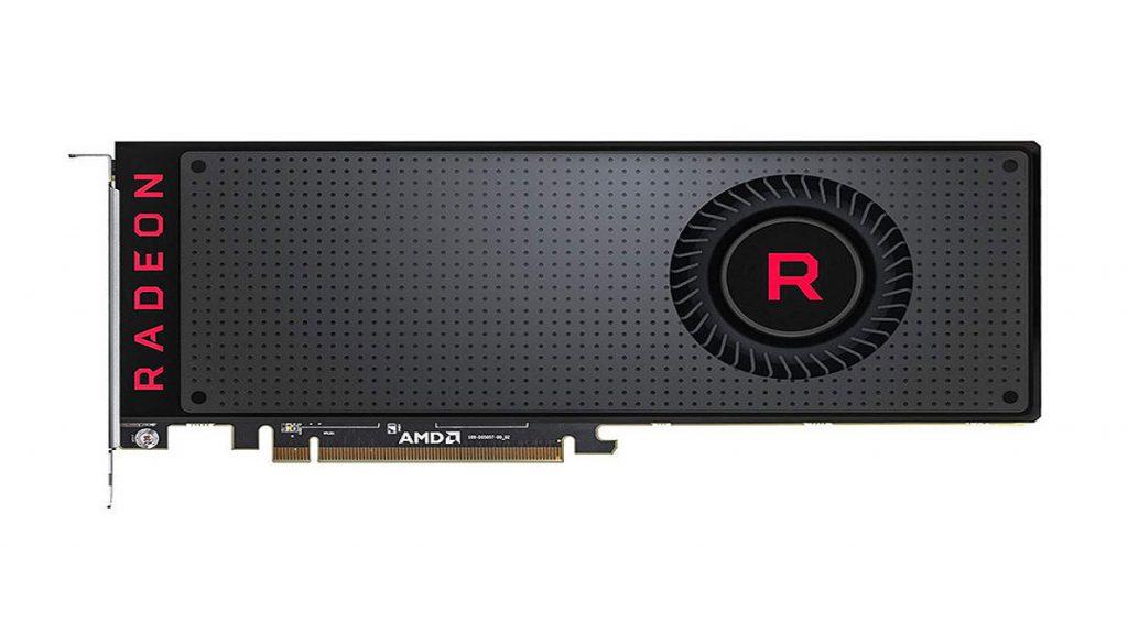 """بهترین GPU """" radeon rx vega 64 """""""
