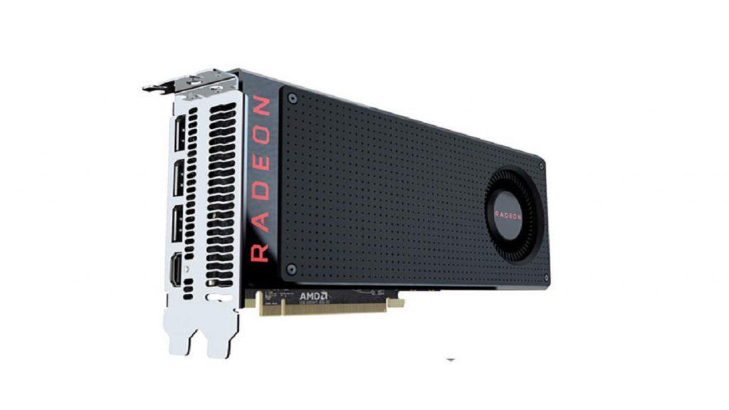 "کارت گرافیک "" Radeon RX580 """