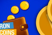 آموزش ساخت کیف پول ترون (teron wallet)