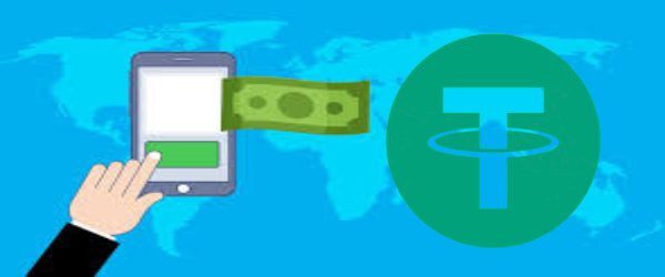 کیف پول تتر جهت نگهداری ارز دیجیتال تتر