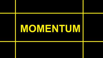 تصویر مومنتوم momentum چیست | آموزش معامله گری وکار بااندیکاتور مومنتوم درارزدیجیتال