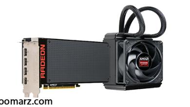 تصویر بررسی کارت گرافیک Radeon R9 FURY X برای استخراج ارزهای دیجیتال