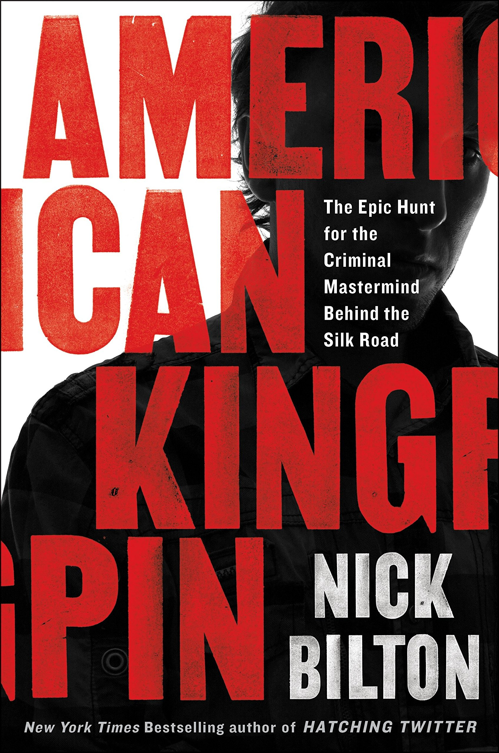 کتاب درمورد بیت کوین و ارزدیجیتال ،American Kingpin