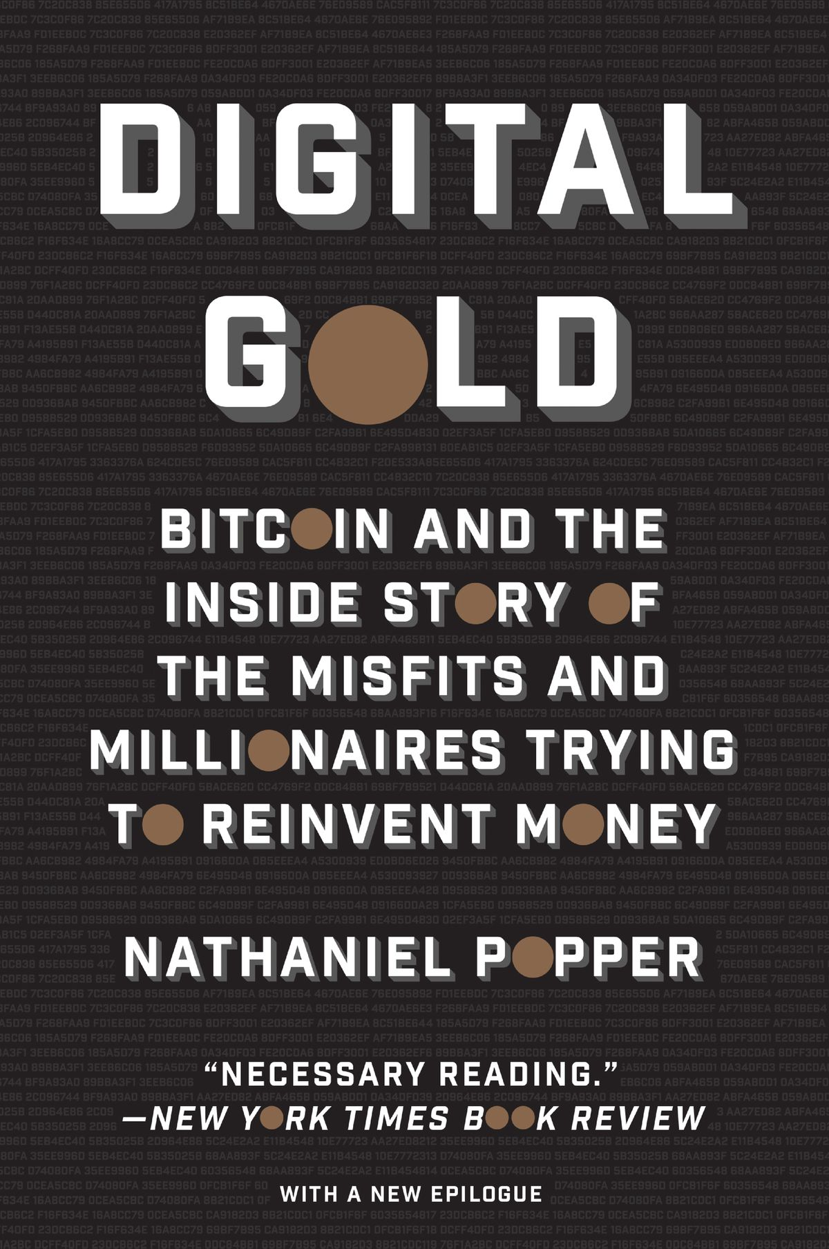 کتاب در مورد ارزهای دیجیتالDigital Gold