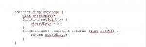 آموزش زبان برنامه نویسی solidity