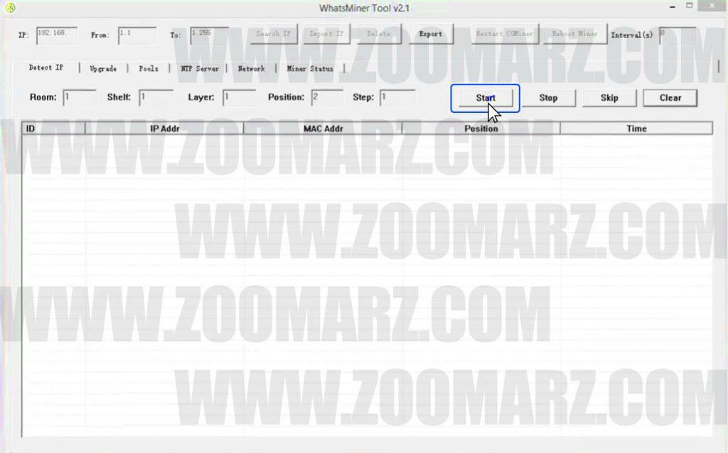 آموزش نصب و پیکربندی دستگاه ماینر WhatsMiner M30S