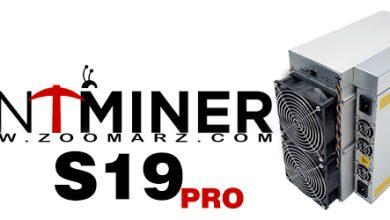 مشخصات دستگاه ماینر Antminer S19 Pro | آموزش تصویری نصب و راه اندازی Antminer S19 Pro
