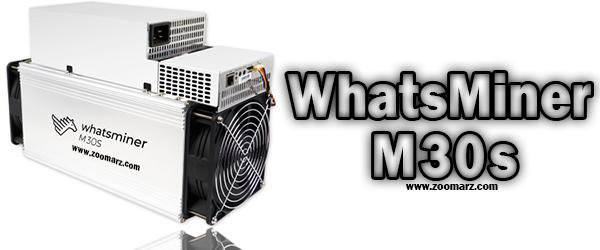 آموزش راه اندازی و نصب دستگاه ماینر Whatsminer M30s به صورت تصویری