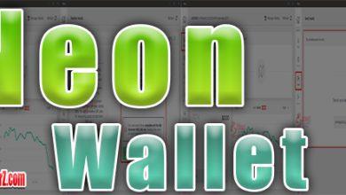 کیف پول نئون Neon Wallet