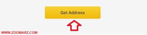 آدرس را دریافت کنید