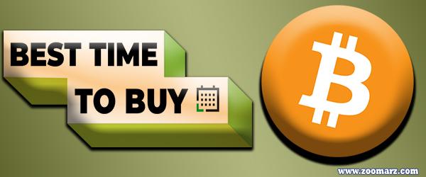 بهترین زمان خرید بیت کوین