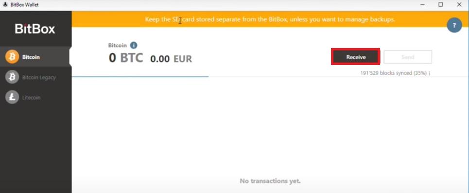 چگونه با کیف پول بیت باکس2 ارز دیجیتال دریافت کنیم؟