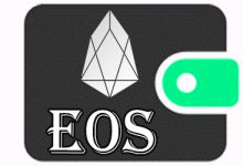 کیف پول های ایاس EOS
