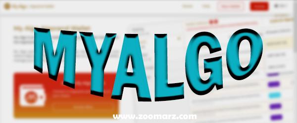 کیف پول الگورند- myalgo