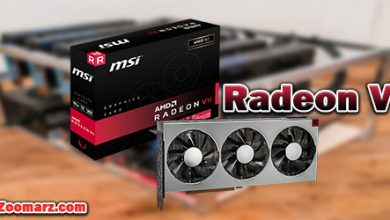 بررسی کارت گرافیک Radeon VII برای استخراج ارزهای دیجیتال