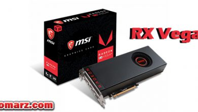 تصویر بررسی کارت گرافیک Radeon RX Vega 56 برای استخراج ارزهای دیجیتال