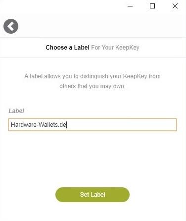 lمرحله 2 نصب کیف پول سخت افزاری کیپ کی Keepkey بر روی گوگل کروم