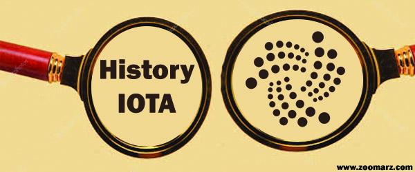تاریخچه iota