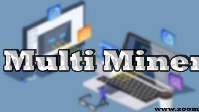 تصویر مولتی ماینر MultiMiner چیست ؟ | آموزش نرم افزار MultiMiner