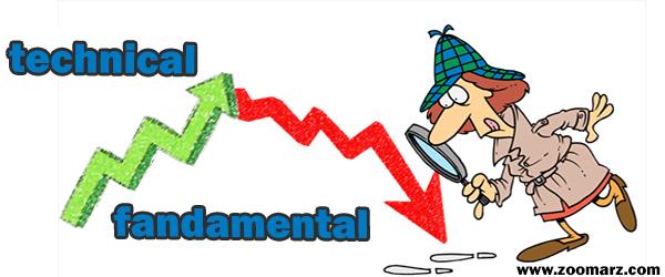 بررسی نمودار ها و تحلیل تکنیکال و فاندامنتال در ارزهای دیجیتال