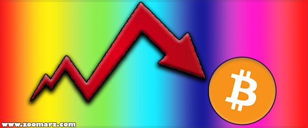 تصویر احتمال کاهش قیمتی دیگر برای بیت کوین قبل از رسیدن به 20000 دلار