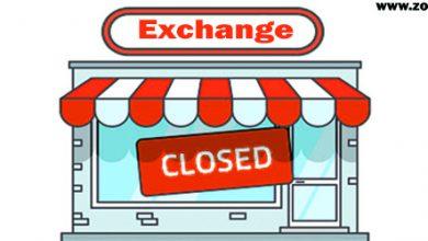 بسته شدن 75 صرافی ارز دیجیتال در سال 2020