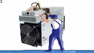 تصویر نصب و راه اندازی ماینر T2T | آموزش نصب دستگاه ماینر اینوسیلیکون T2T